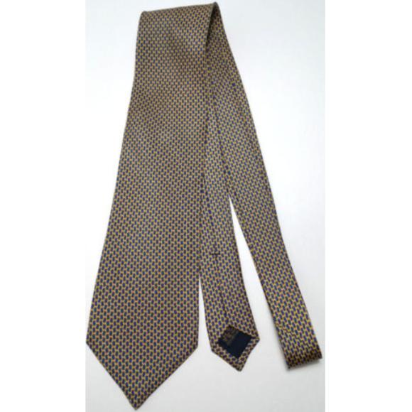 Ari Boston Other - ARI BOSTON Men Neck Tie Silk Geometric 0056E1
